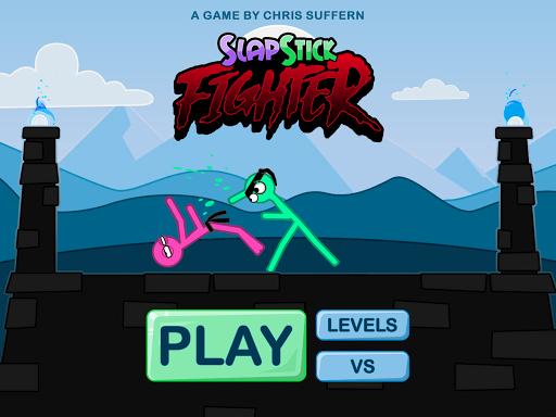 Slapstick Fighter - Stickman Ragdoll Fighting Game screenshot 5