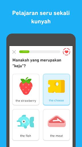 Duolingo: Belajar Inggris Gratis screenshot 2
