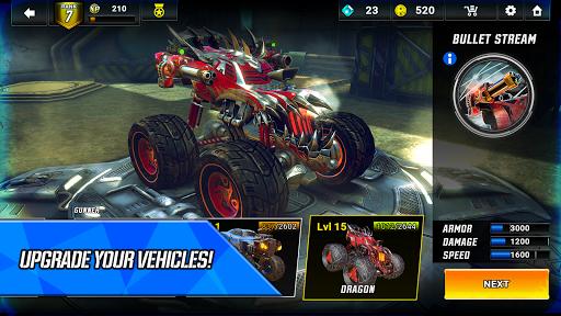 RACE: Rocket Arena Car Extreme screenshot 5