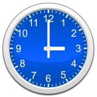 Analog clocks widget – simple on 9Apps