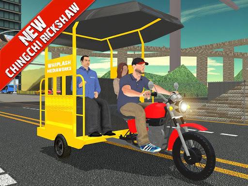 Tuk Tuk Auto Rickshaw Offroad Driving Games 2020 screenshot 22