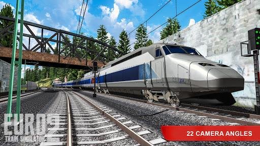 Euro Train Simulator 2 screenshot 3