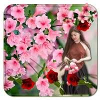 Flower Photo Frames new on 9Apps