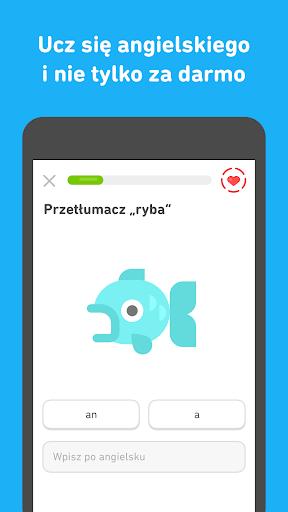 Angielski za darmo z Duolingo screenshot 3