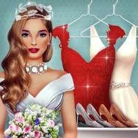 Super Wedding Stylist 2021 Dress Up, Makeup Design on 9Apps