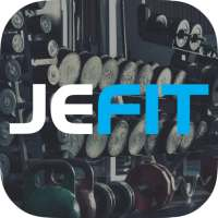JEFIT Workout Tracker, Weight Lifting, Gym Log App on 9Apps
