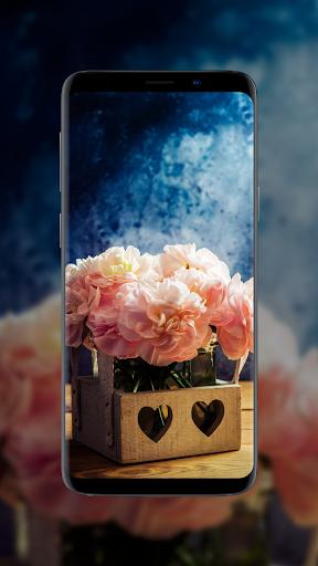 🌺 Flower Wallpapers - Colorful Flowers in HD & 4K 6 تصوير الشاشة