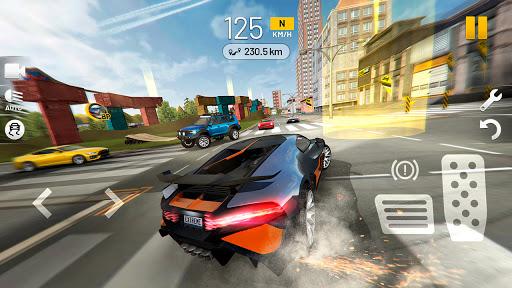 Extreme Car Driving Simulator screenshot 1