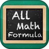 All Math Formulas on 9Apps
