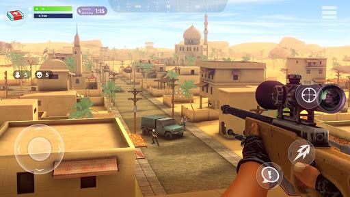 FightNight Battle Royale: FPS screenshot 2