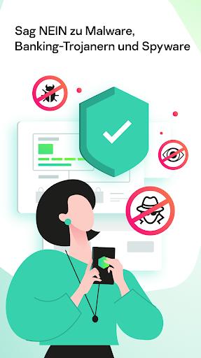Kaspersky Sicherheit: Antivirus und Handy Schutz screenshot 2