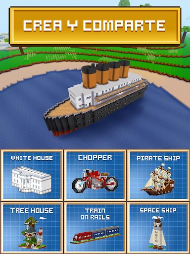 Block Craft 3D: Simulador screenshot 10