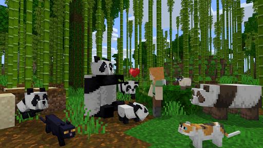 Uji Coba Minecraft screenshot 5