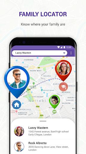 Family Locator - Children location tracker screenshot 2