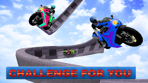 Bike Stunts New Games 2020:Free motorcycle games screenshot 2