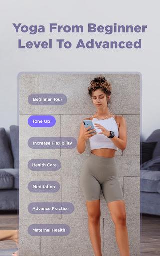 Daily Yoga   Fitness Yoga Plan&Meditation App screenshot 11