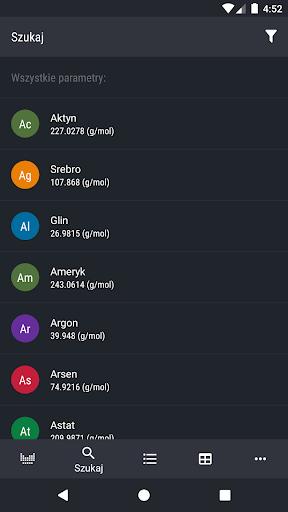 Układ Okresowy 2021 - Chemia screenshot 5