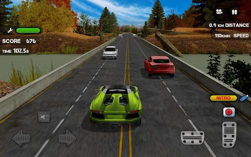 Race the Traffic Nitro screenshot 4