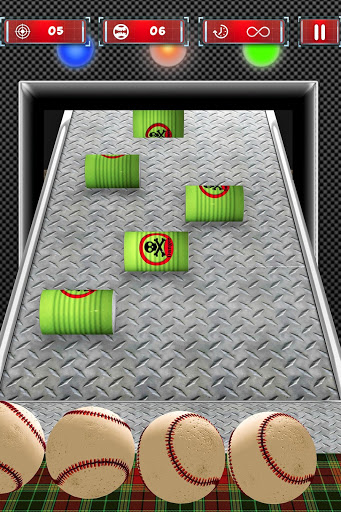 Tin Can Smasher - Hit & Knock Down Ball Shooter 3D screenshot 5