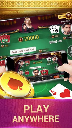 TeenPattiClan- Win ₹50000 quickly screenshot 3