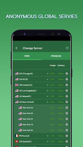 Speed VPN Pro-Fast, Secure, Free Unlimited Proxy screenshot 4
