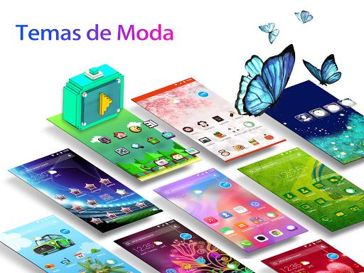 APUS Launcher: Tema,Oculta app screenshot 1