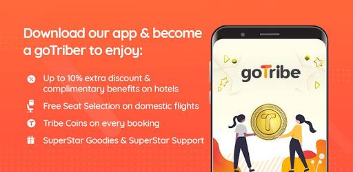 Goibibo Travel App - Hotel, Flights, Train and Bus screenshot 4