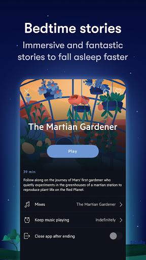 Relax Melodies: Sleep Sounds, Meditation & Stories स्क्रीनशॉट 6