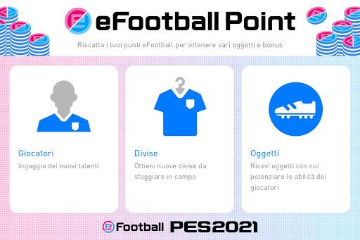 eFootball PES 2021 screenshot 2