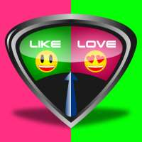Love Detector Face Test (Simulator) on 9Apps