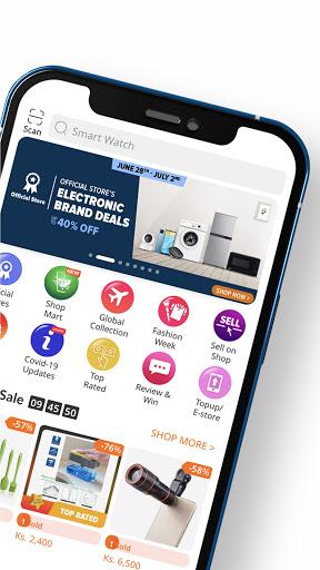 Online Shopping App In Myanmar - Shop.com.mm screenshot 2