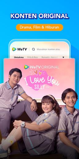 WeTV - Nonton hiburan Asia terbaik! screenshot 1