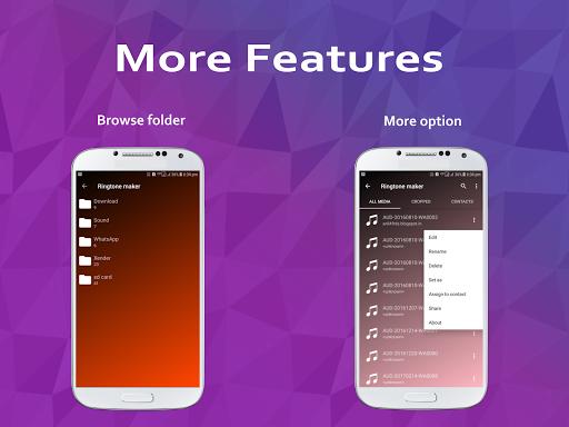 Ringtone Maker & Mp3 Cutter screenshot 7