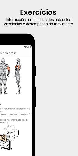 Total Fitness - Treinamento em casa e ginásio screenshot 4