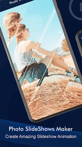 Photo Slideshow with Music - Song Movie Maker screenshot 1