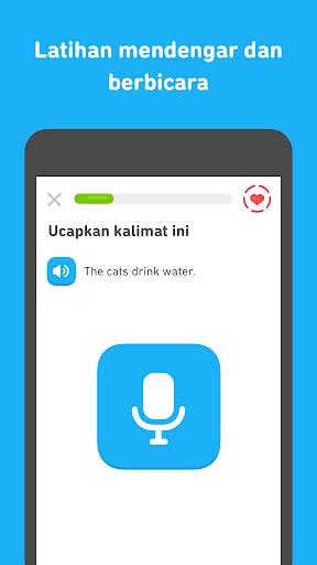 Duolingo: Belajar Inggris Gratis screenshot 4