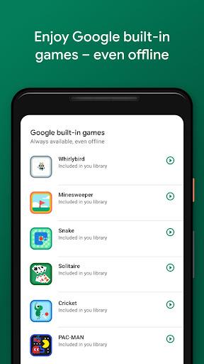 Google Play Spiele screenshot 2