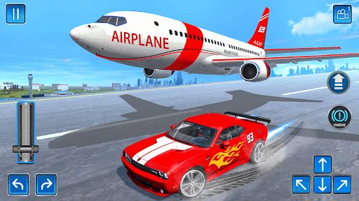 Airplane Pilot Car Transporter: Airplane Simulator screenshot 2