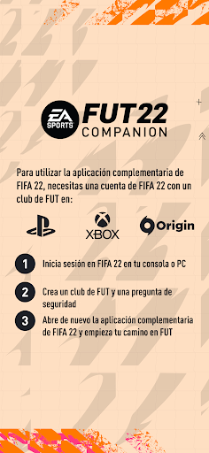 EA SPORTS™ FIFA 22 Companion screenshot 1
