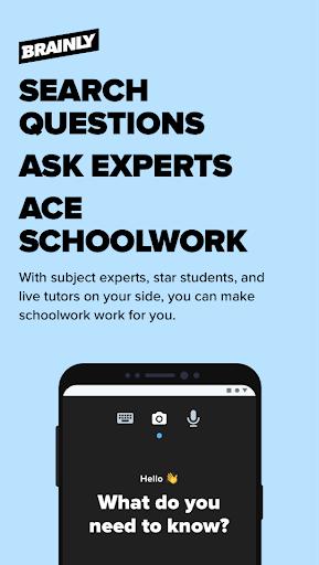 Brainly – Homework Help App screenshot 1