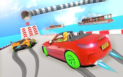 Impossible Track Car Stunt 3D: Car Games screenshot 5