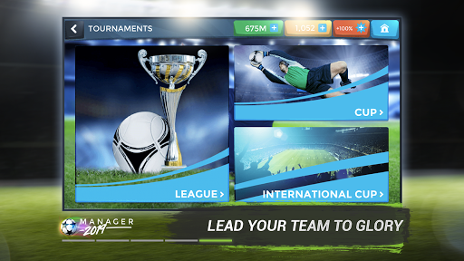 FMU - Football Manager Game screenshot 5