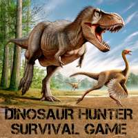 🦖DINOSAUR HUNTER: SURVIVAL GAME on 9Apps