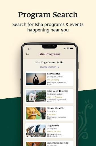 Sadhguru - Yoga, Meditation & Spirituality screenshot 5