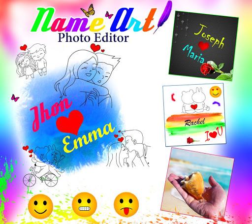 Name Art Photo Editor - 7Arts Focus n Filter 2021 screenshot 11