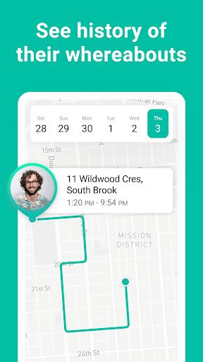 GeoZilla - Find My Family Locator & GPS Tracker screenshot 5