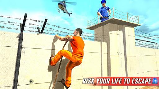 Grand US Police Prison Escape Game screenshot 3