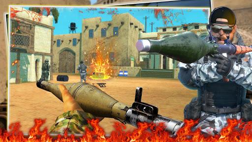 FPS Commando Shooting Games screenshot 2