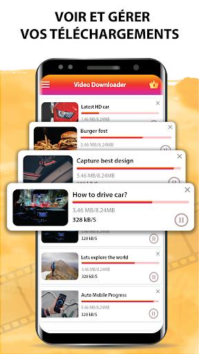 Toutes Les Vidéos - Télécharger Des Vidéos screenshot 6