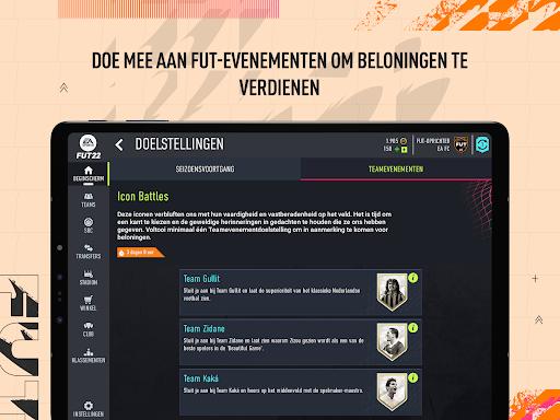 EA SPORTS™ FIFA 22 Companion screenshot 11